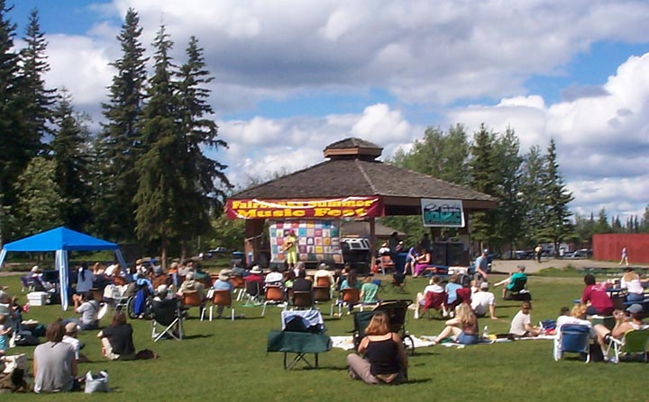 Fairbanks Summer Music Festival